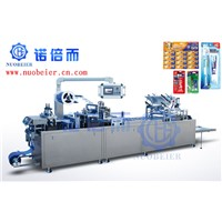NBR-550 Fully Automatic Paper&Plastic Sealing Packaging Machine