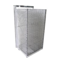 Stainless Steel Spring Loaded Drying Rack