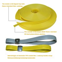 Durable TPU Coated Bus Handle Strap