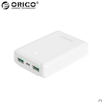 Orico/Oerico 10000m Large Capacity Charging Treasure Mini Portable Compact & Cute Ultra-Thin Mobile Power