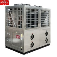 66kw Stainless Steel Heat Pump Units Factory Price Energy -Saving Water Heat Pump Equipment