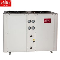 Split Heat Pump System Water Source Heater