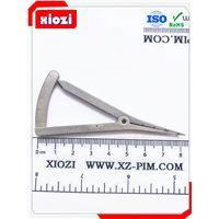 Custom-Made Metal Injection Molding Medical Accessories Or Forceps Tweezers with Dials MIM 304 Sintered Presision Parts