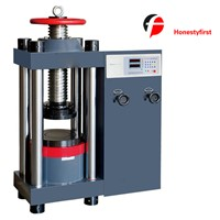 Cement/Concrete/Brick Compression Testing Machine