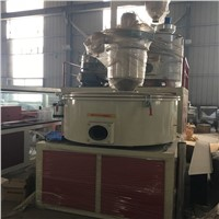Conical Twin 65 Screw WPC Production Line