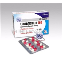 Amoxicillin Capsules 500mg Antibiotic