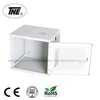 Economy 4-22U Wall Mounted Cabinet Network Cabinet with Glass Door
