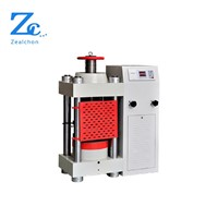 Hydraulic 2000KN Concrete Compression Test Machine