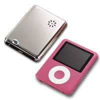 MP3/MP4 Music Player Mini Walkman Cute Student Six Colors 1/Pcs Drop Shipping