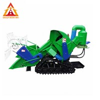 Mini Combine Harvester Machine
