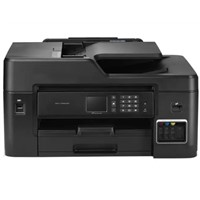 Color Inkjet Printer for One Machine Copy Scan Fax Automatic Double-Sided Wireless