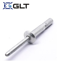 Countersunk Head/Dome Head/Large Head Stainless Steel Zinc Plate Aluminum Monobolts Structural Breakstem Rivets