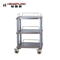 Manufacturer Medical Furniture Infusion Hospital Instrument Trolley for Patient