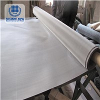 Dutch Woven Filter Screen Belt Stainless Steel Wire Mesh Belt