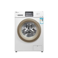 8kg Large Capacity Automatic Drum Washing Machine for Household Elution