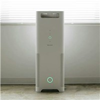 Black Watermelon Bamuda Air Purifier Japan Except Haze Formaldehyde PM2.5 Smoke Intelligent Home Children's Bedroom