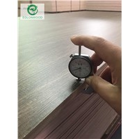 Melamine Plywood/MDF/Chipboard. Melamine Paper Lamination. High Glossy, Texture or Matt Finish