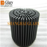GLR-PF-094070 94mm Round Aluminum Forged LED Cooler
