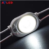 Adled Light 12v DC Widely Beam Angle 180 Degree 6500k Injection SMD Led Module for Outdoor Advertising