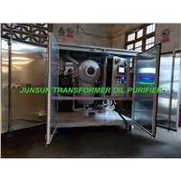 JUNSUN ZYD Series High Automatic Double-Stage High Vacuum Transformer Oil Purifier