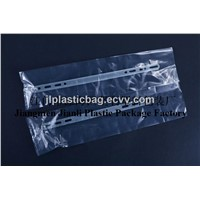 LDPE Flat Poly Bag for Multiple Storage Uses