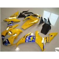 Motorcycle Fairing Kit Fit for YAMAHA R1 02 03 2002 2003 Yzf-R1 BODY WORK FAIRINGS