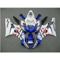 Motorcycle Fairing Kit Fit for YAMAHA YZF-R6 06 07 2006-2007 R6 BODY WORK FAIRINGS