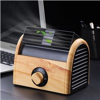 2018 Newest ZHILI Fan Air Conditioner Cool Wind Desk Electric Portable Silent Bladeless Fan for Home Bedroom Dormitory o