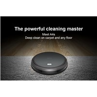 2019 WY Robot Vacuum Cleaner with 1000pa Power Suction for Thin Carpet