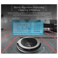 WY Robot Vacuum Cleaner, Map Navigation, Smart Memory, Suction 3000pa, Dual UV Lamp, Wet Dry Mop, Robot Aspirador