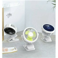 Dayu Desk Fan, It Is Made of Plastic & It Is so Convenient for You to Study Or Work.