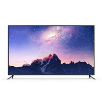 Smart TV 4 75 Inch Ultra-Thin Wireless AI Intelligence Voice Television