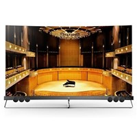 TCL 75-Inch Proto-Quantum Dot Curved Screen Full Ecological HDR Intelligent Ultra Hd 4K Curved TV
