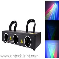 Three-Eye RGB Disco Laser Light ATL270RGB