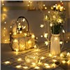 Star String Lamp Room Decoration LED Small Bulb Lamp String Lantern Spring Festival Decoration Spring Festival Curt