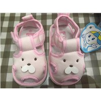 Baby Sandals 6 Months in Summer, 12 Months Old, Male Baby Sandals, Cloth Shoes, Soft Soles, Non-Skid 0 Years Old, 1 Year