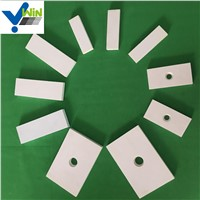 White Wear Resistant Alumina Ceramic Tile for Sale