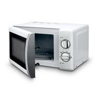 20L Microwave Oven with Timer, Auto Cook & Defrost