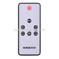 IR Super-Slim Remote Control for LED Light, Sound