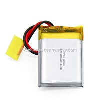 Factory Price 3.7V 1200mAh Rechargeable Lithium Polymer Battery