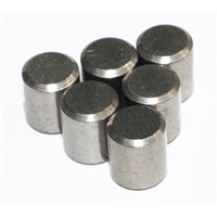 High Density Tungsten Heavy Alloy Cylinder (with/without Chamfer)