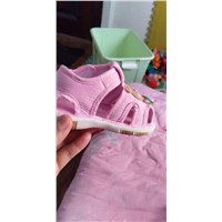 Male Baby Sandals Summer Girls 0-1 / 2 Years Old Baby Soft Soles Anti-Skid s Called Shoes Cloth Shoes