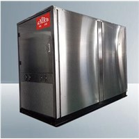 107kw Seawater Source Heat Pump Brine Source Stainless Steel Commercial Heating Exchanger System