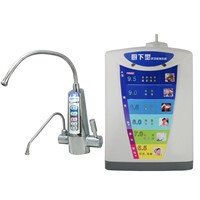 5Plates Undersink Alkaline Water Ionizer/Cathodic Water/Electrolyzed Water/Hydrogen(JapanTechTaiwan Factry)Built-In NSF