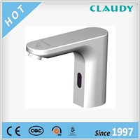 Claudy Wash Hand Electronic Water Saving Automatic Sensor Infrared Tap Faucet