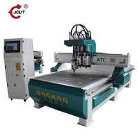 Three Spindle Wood Engraving Machine