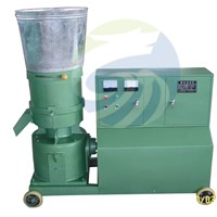 Model KL400C Flat Die Pellet Machine Pellet Mill for Sale