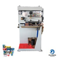 Semi-Automatic Can Seam Welding Machine for Chemical Can Making