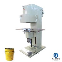 Semi-Automatic Pneumatic Can Sealing Machine for 10L-20L Pail Cans