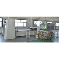 TM3000P Vacuum Membrane Press with Automatic Pin Support System Zhanhongtu China Manufacturer
